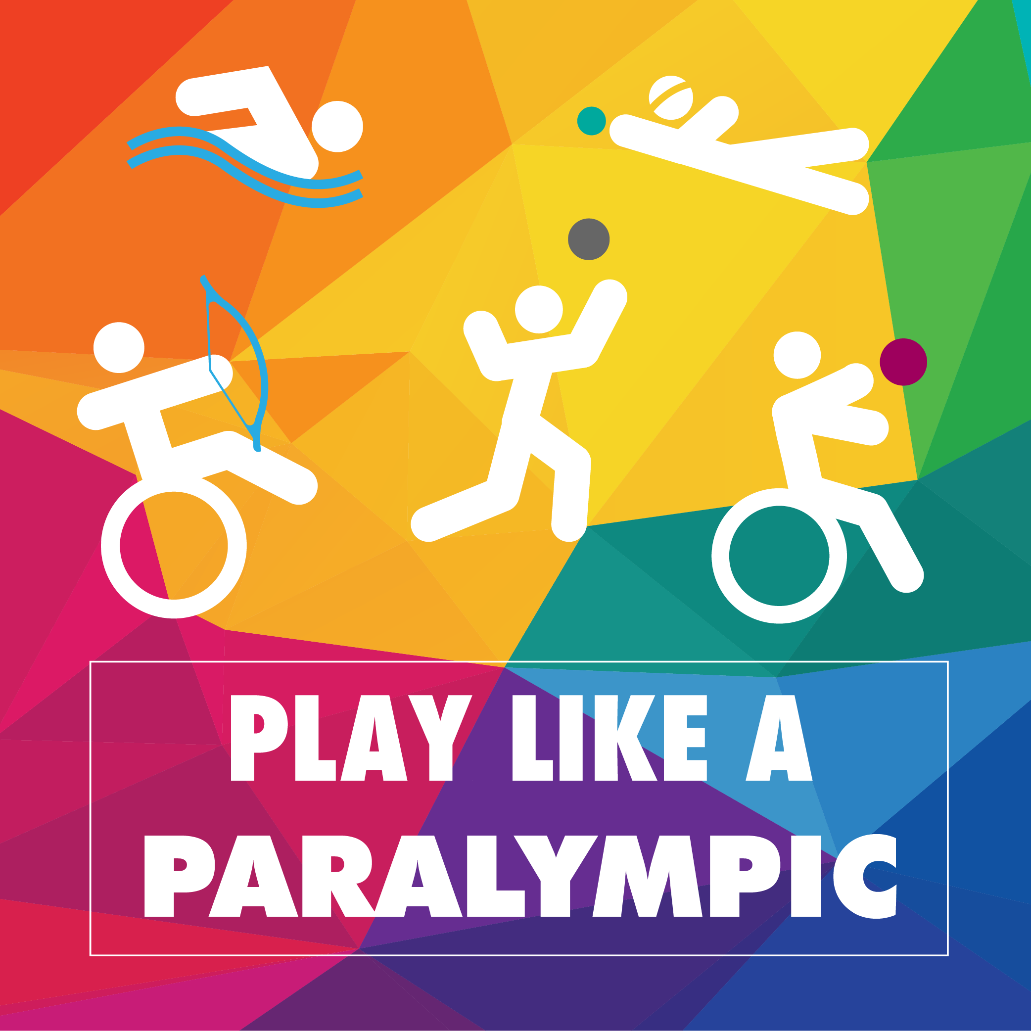 Play Like a Paralympic