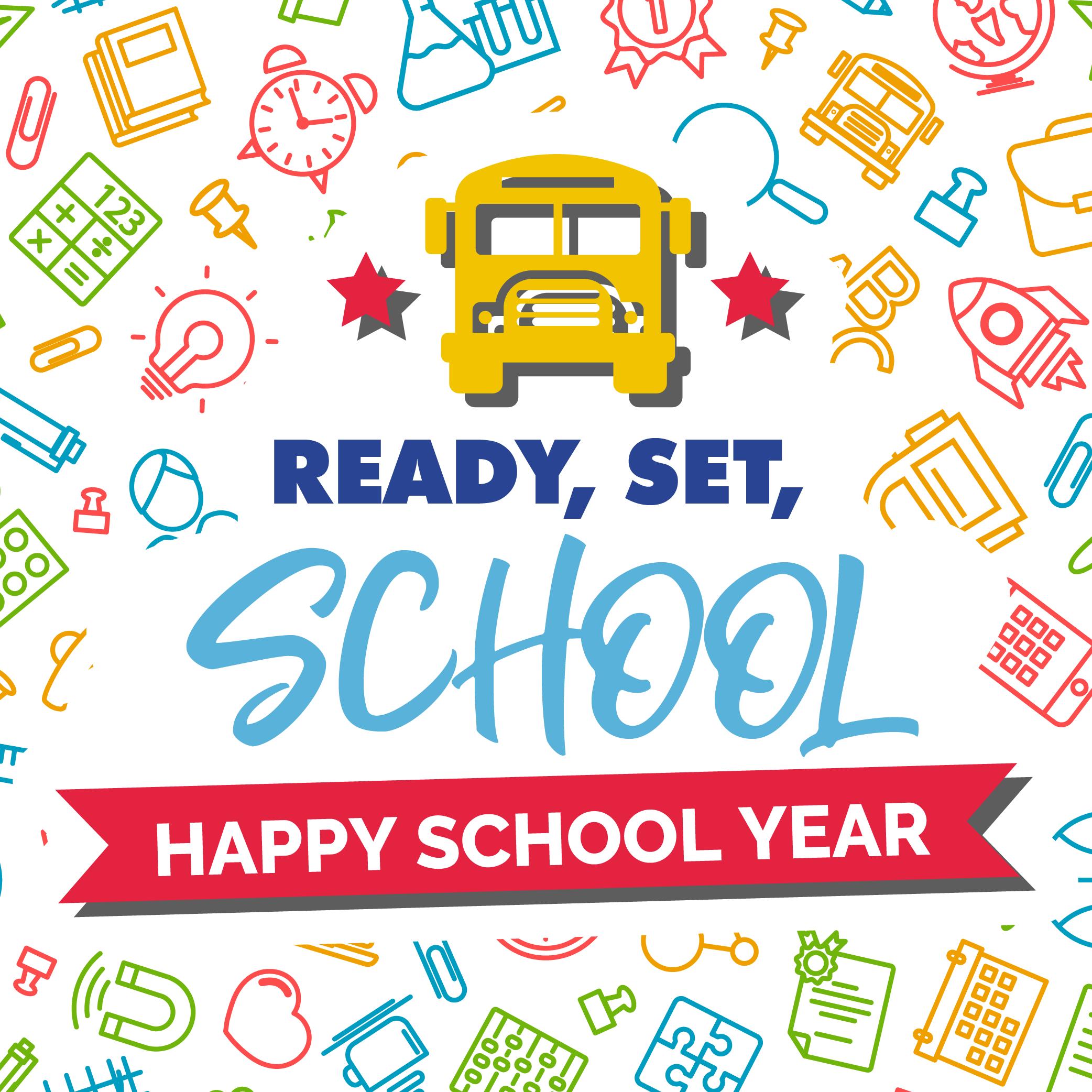Ready, Set, School!