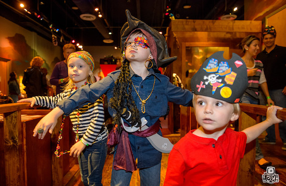 FEB 07 – Ahoy Mateys! It's time to set sail for Pirate Island!