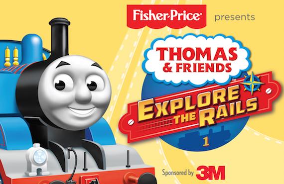 AUG 01 – Thomas & Friends®: Explore the Rails Traveling Exhibit Makes Debut at Miami Children's Museum