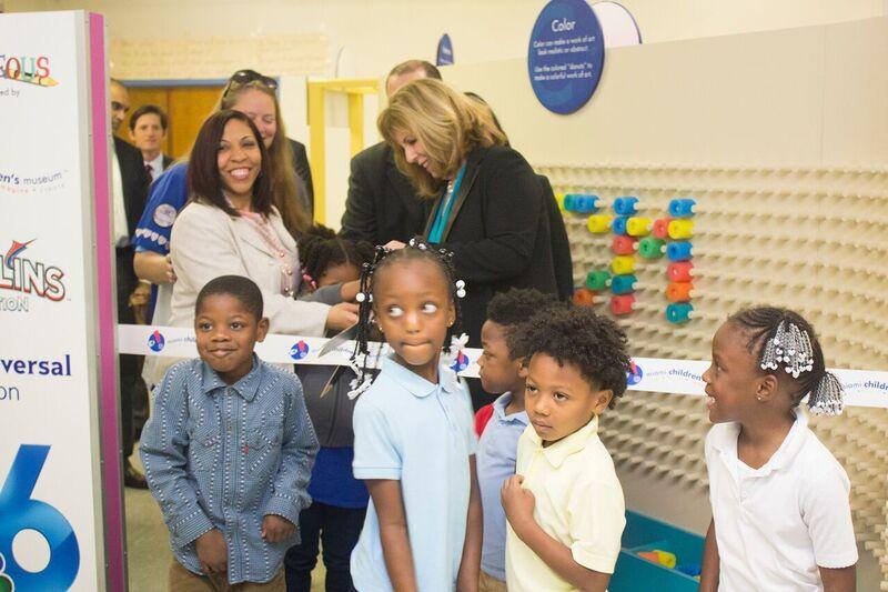 FEB 22 – Miami Children's Museum Launches Museum in a Box