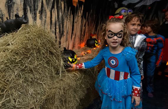 OCT 17: Not So Scary Family Halloween Bash Raises $100,000