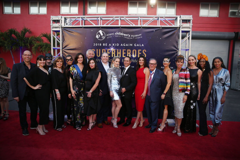 MAR 19: Miami Children's Museum's 2018 Be A Kid Again Gala Raises Nearly $1 Million for Educational Programming