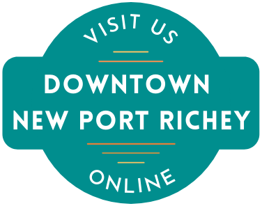 Downtown New Port Richey directory logo.