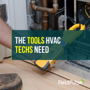 The Software and Tools Techs Need