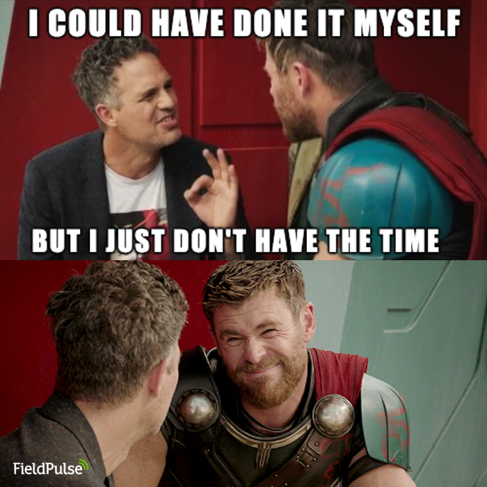 Plumbing Meme: I could have done it myself but I just don't have the time