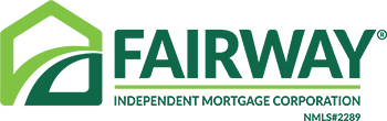 Fairway mortgage logo - helping you with your home loan