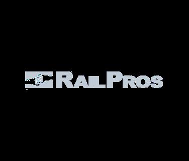 RailPros logo, AltSource Software client