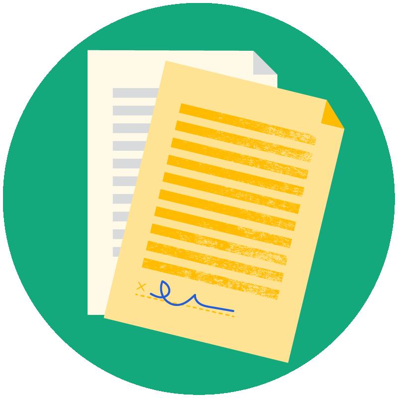 Illustration: Licensing Agreement