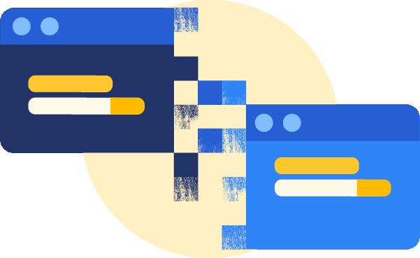 Illustration: Data Transfer via API