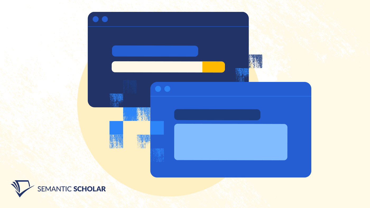 Illustration - Semantic Scholar API
