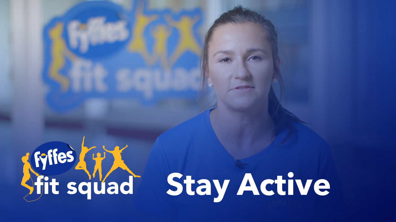 Importance of Staying Active
