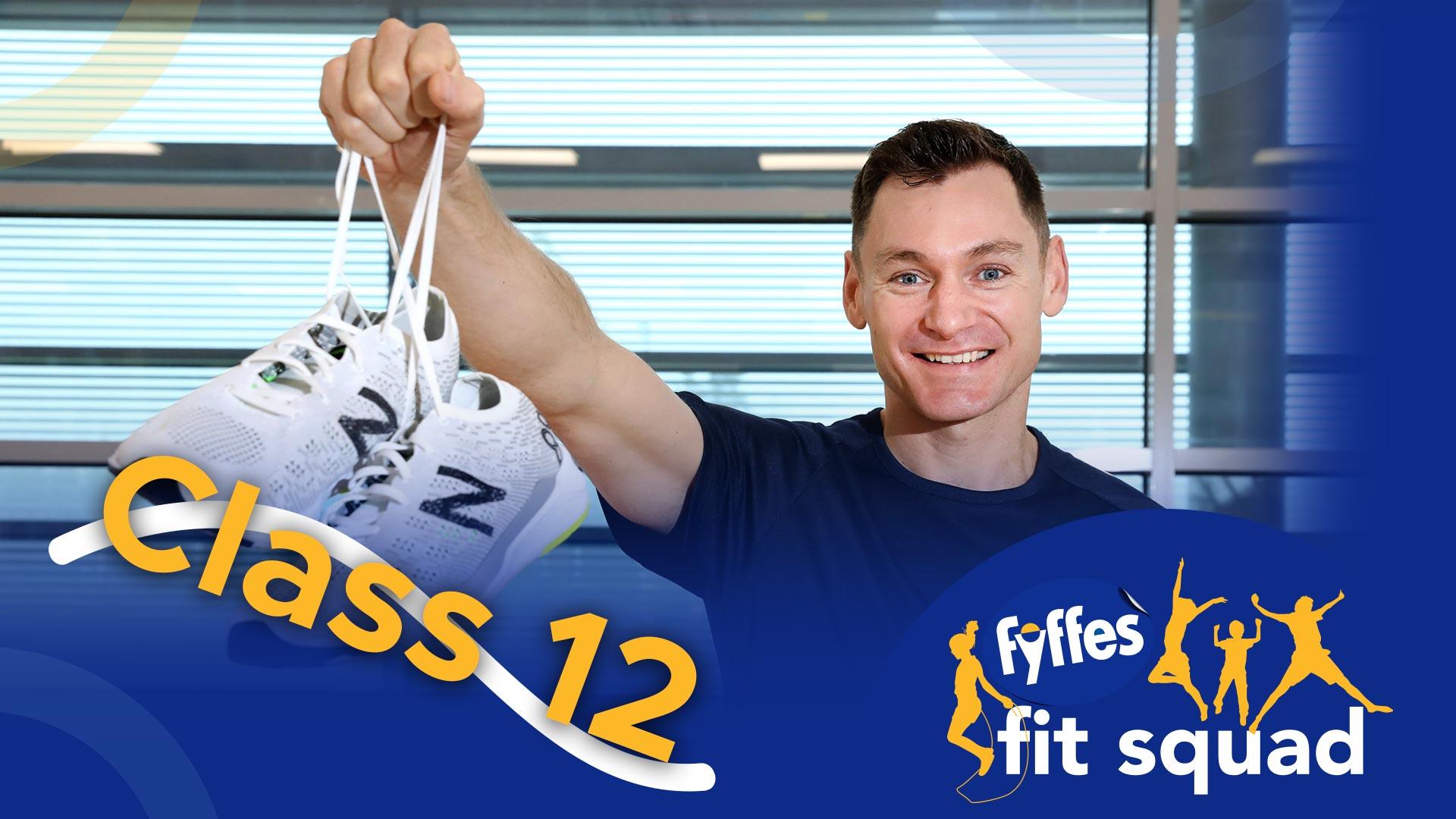 Fyffes Fit Squad Class 12