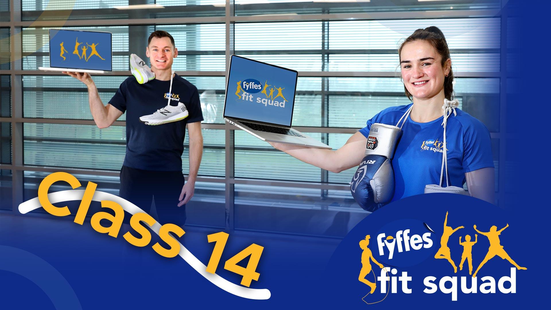 Fyffes Fit Squad Class 14