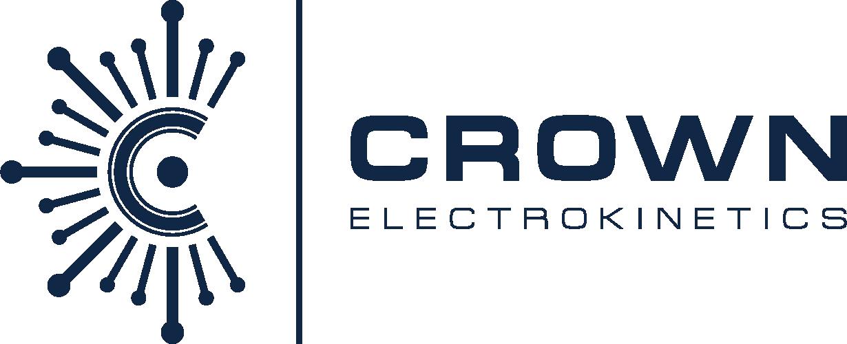 Crown Electrokinetics Logo