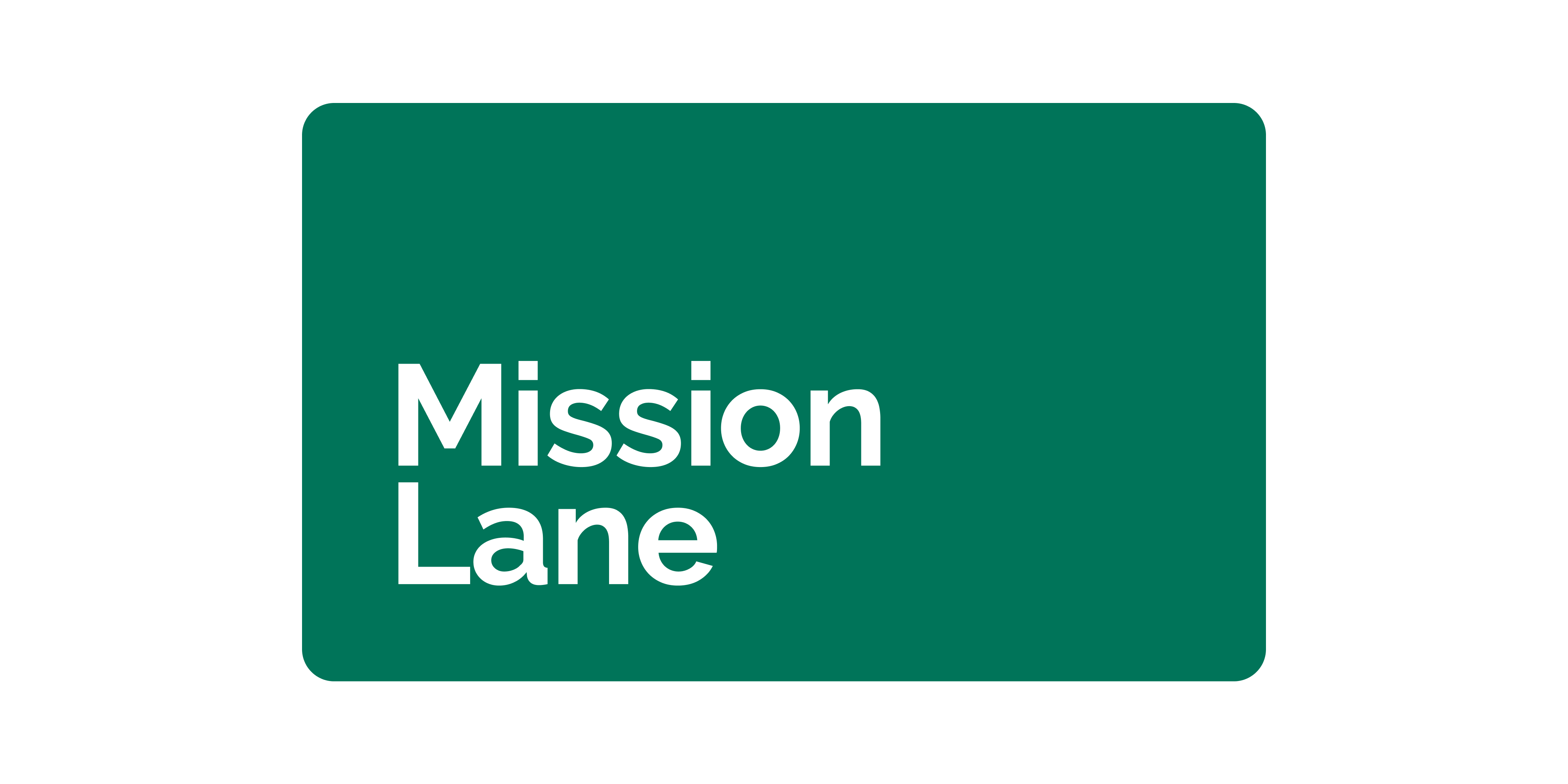 Decorative, Mission Lane logo