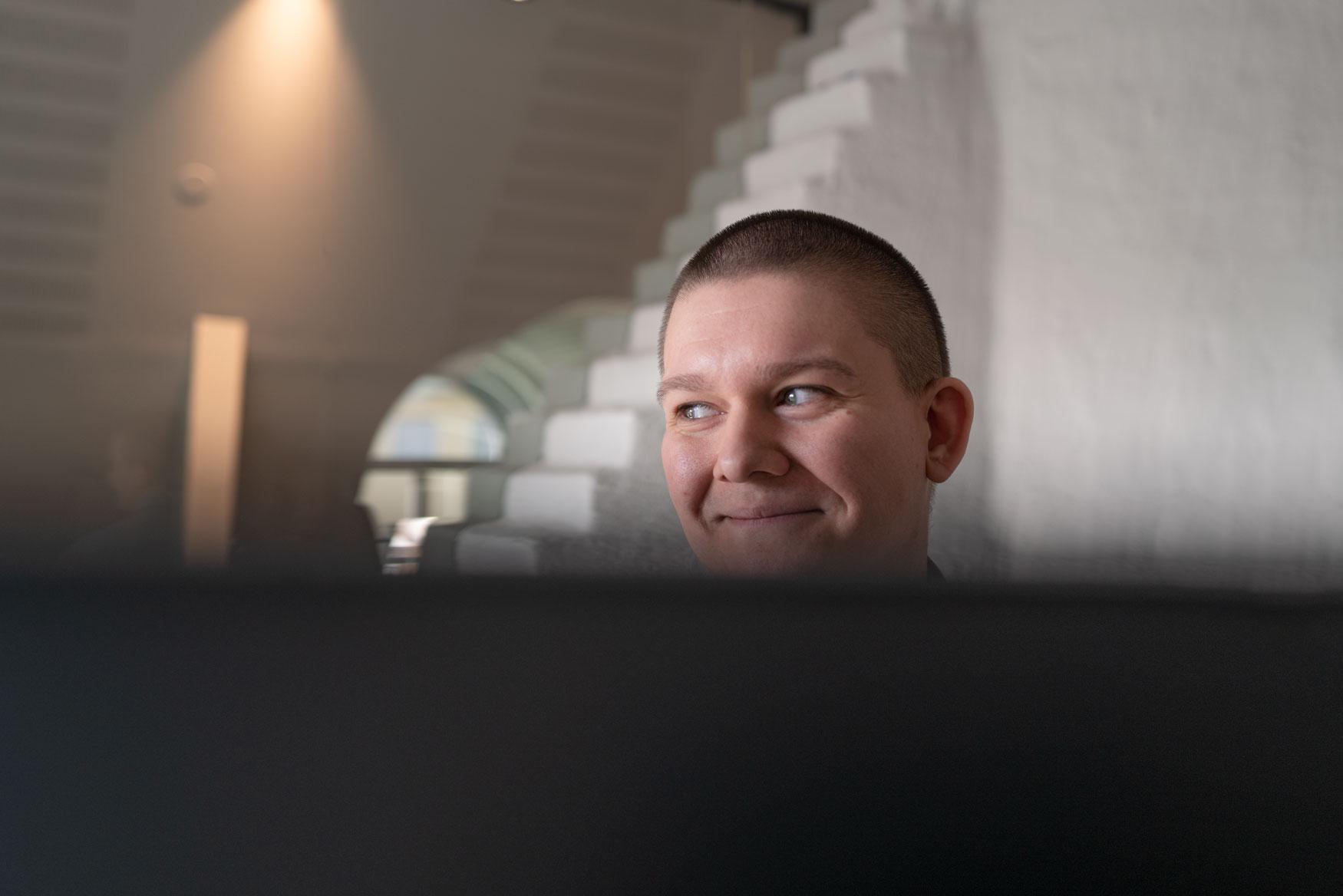 Kalle, CTO – Jeg er stolt over at vi vil det beste.