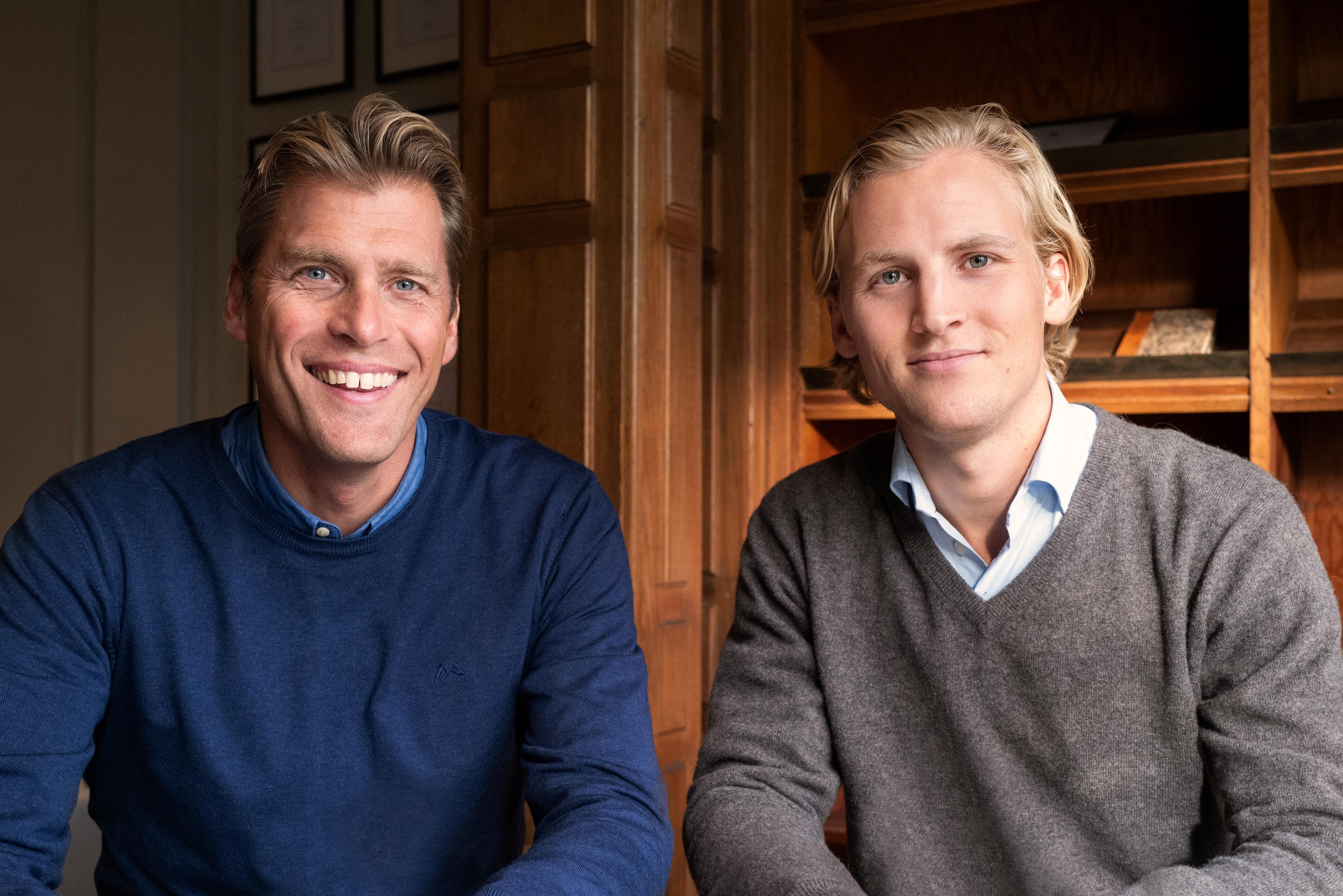 Leif Eliasson, påtroppende administrerende direktør for låneformidleren Zensum – Neste steg på reisen mot videre vekst