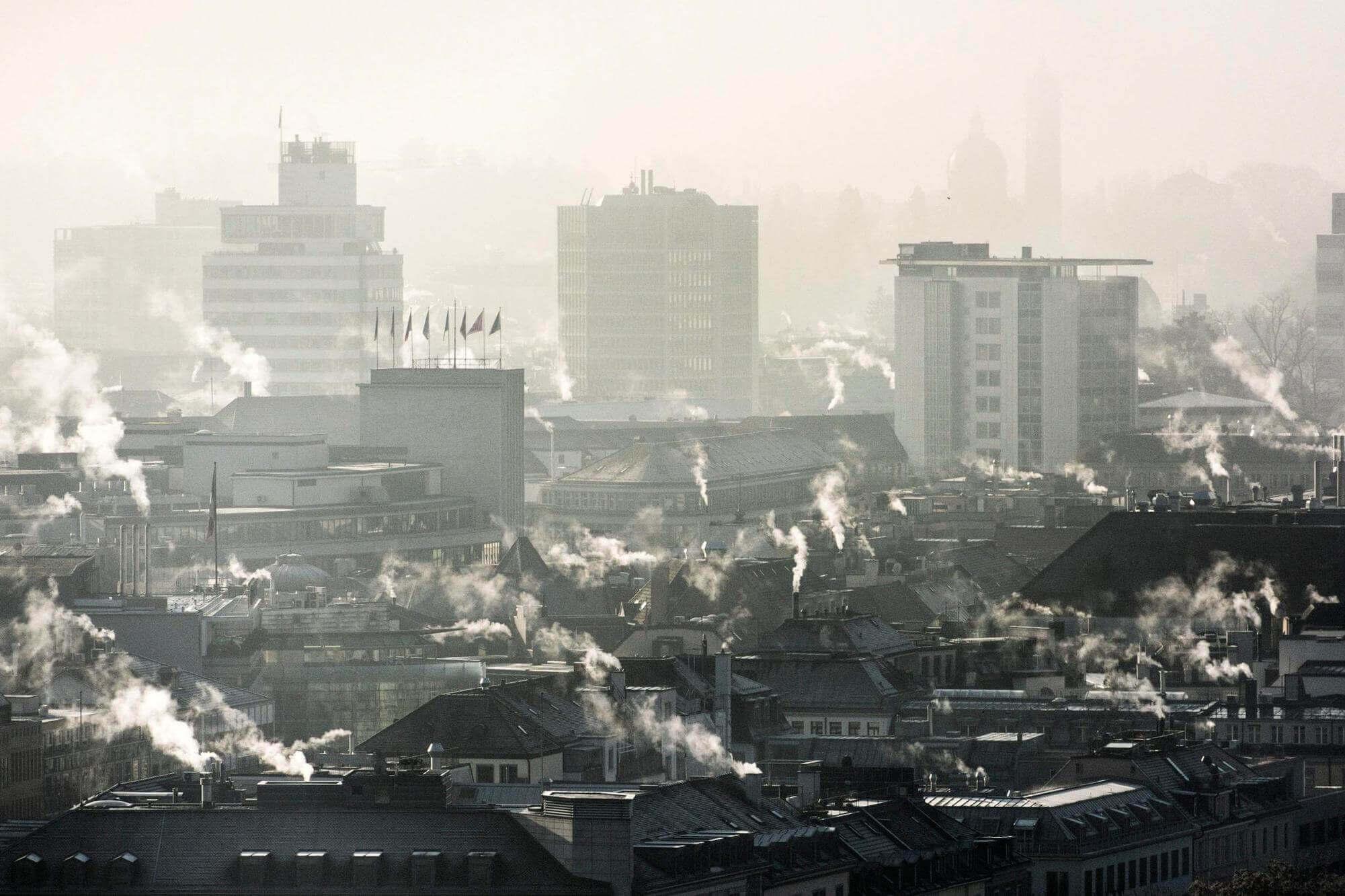 Des villes comme Zurich, en revanche, doivent rattraper leur retard en matière de transition énergétique. Tages-Anzeiger/Urs Jaudas