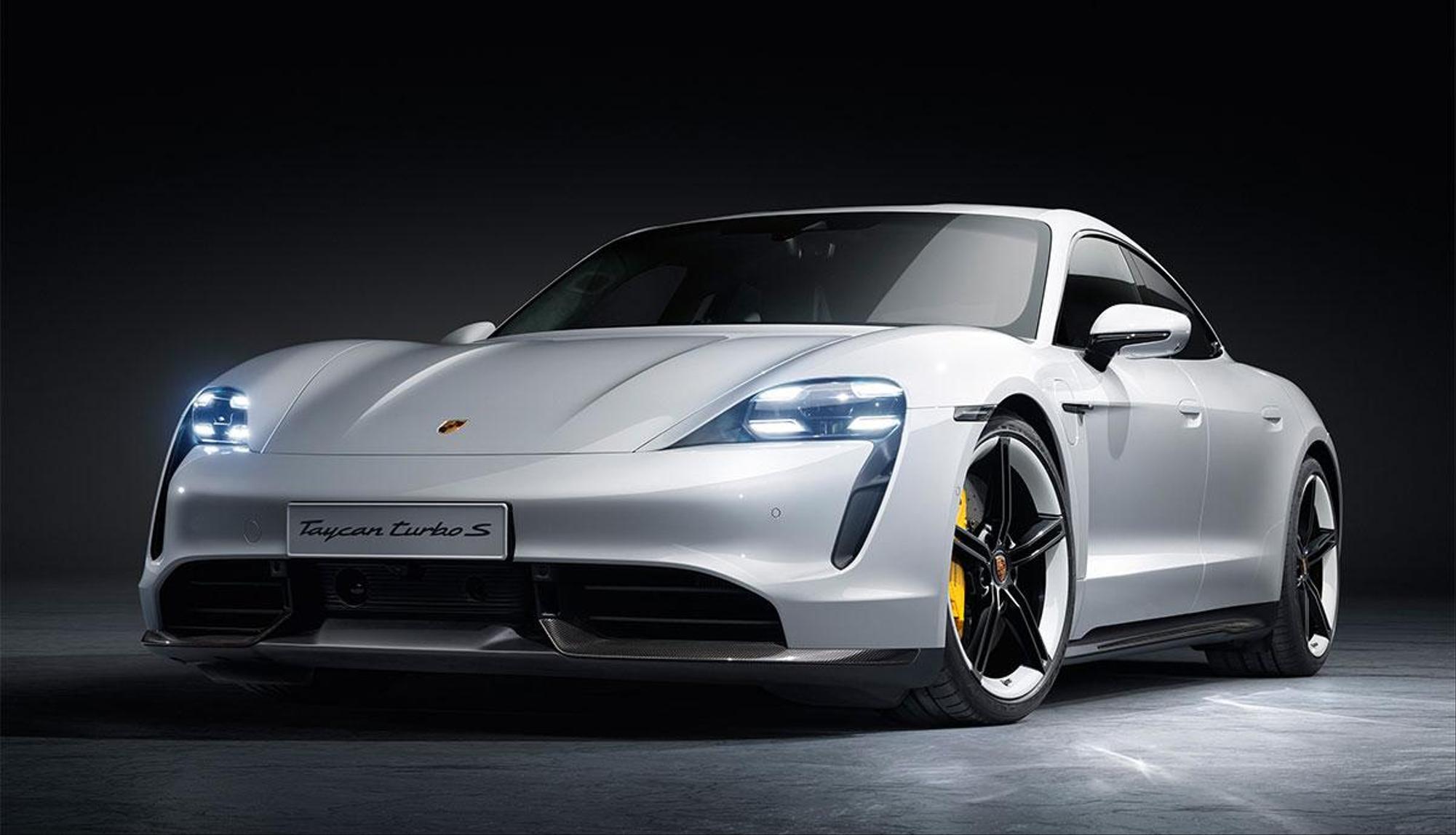 Porsche Taycan Turbo S. Avec une puissance de 761 ch (560 kW), la Porsche Taycan S passe de zéro à 100 en 2,8 secondes. Comparée à d'autres hypercars, la Taycan Turbo S est une aubaine à 225 300 francs. Porsche