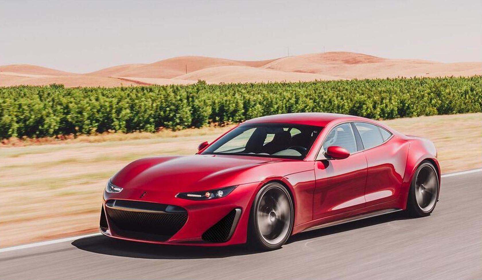 Drako GTE. Comparée aux autres supercars, la Drako GTE a un intérieur presque docile : 1200 ch (883 kW), pour atteindre 100 km/h en moins de trois secondes et une vitesse de pointe de 332 km/h. Drako Motors