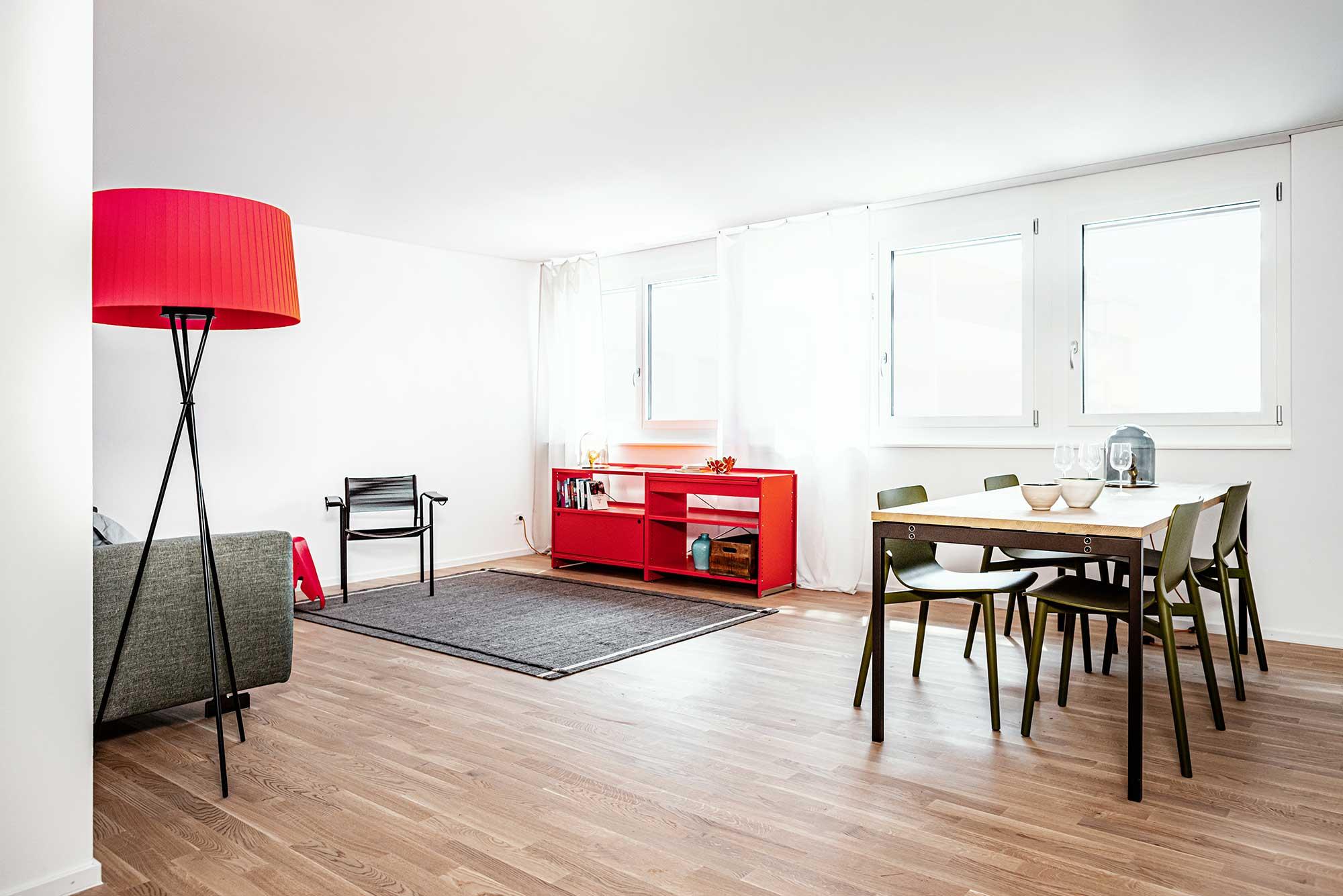 Les derniers appartements seront disponibles en été 2021.