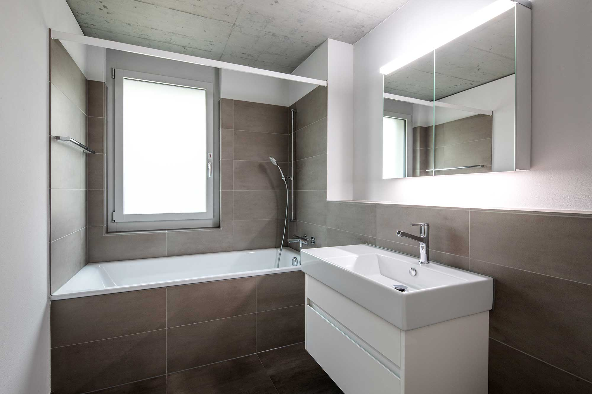 Les robinets modernes sont dotés d'une fonction intégrée d'économie d'eau.