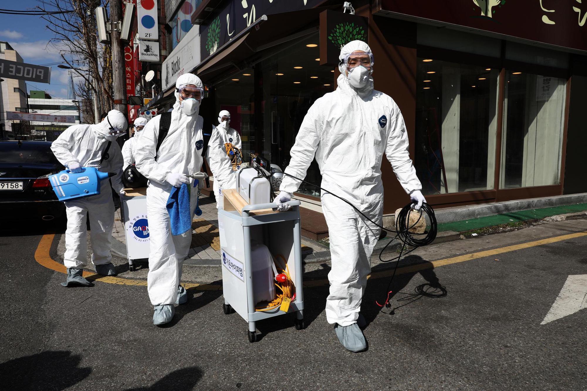 Laut Klimabericht könnten auch übertragbare Krankheiten zunehmen. Getty Images