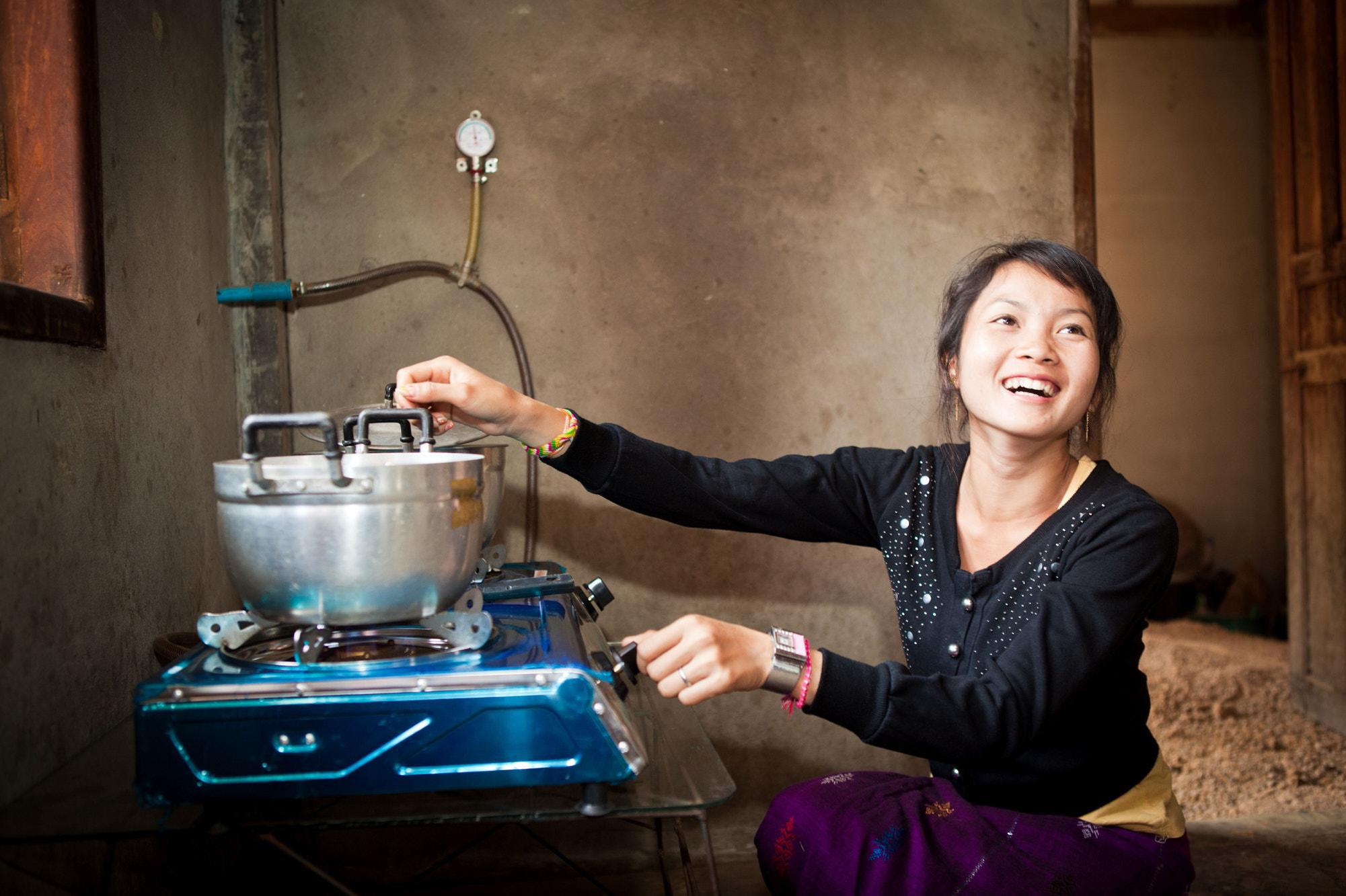Die Clean Cooking Alliance will saubere Kochmöglichkeiten in den Entwicklungsländern fördern. Clean Cooking Alliance