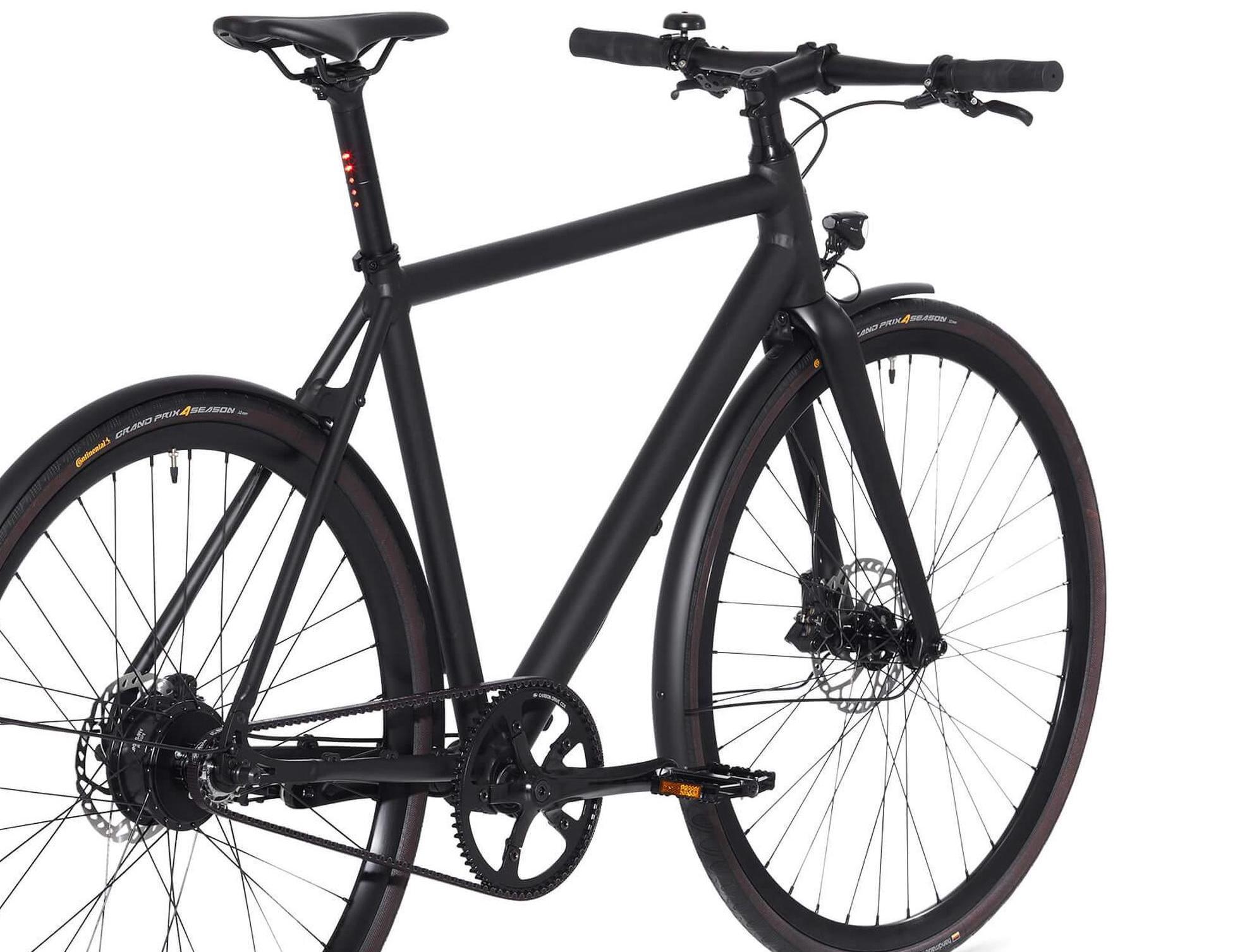 City-E-Bikes etwa sind perfekt für den urbanen Alltag. Ampler
