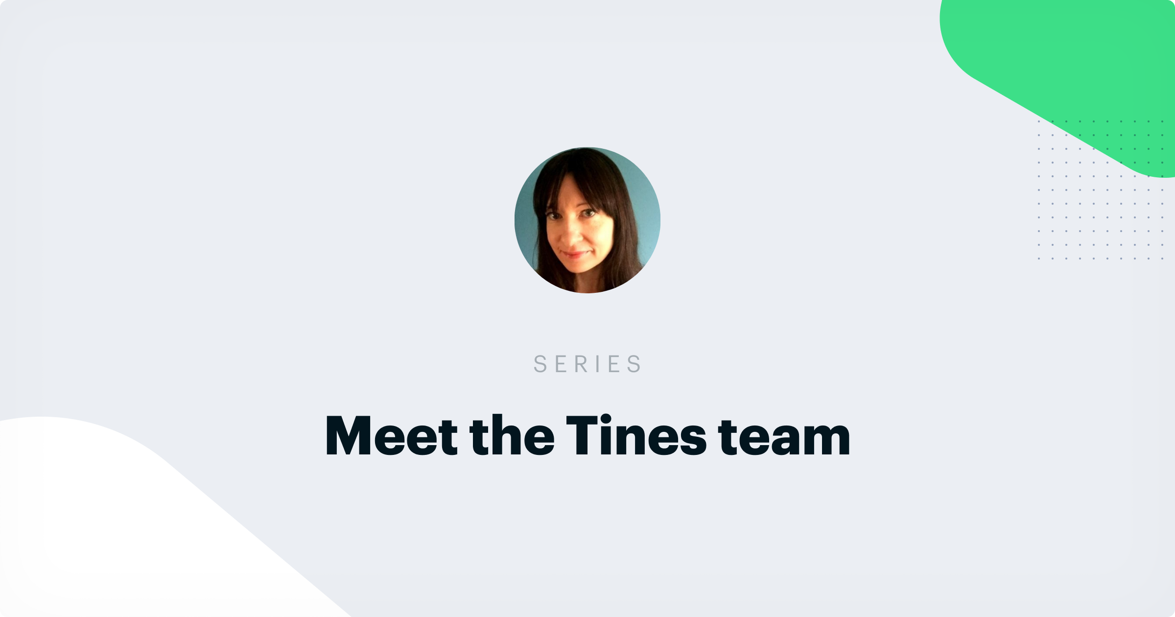 What it's like to be a Sales Engineer at Tines: An Interview with Claire Hendrick