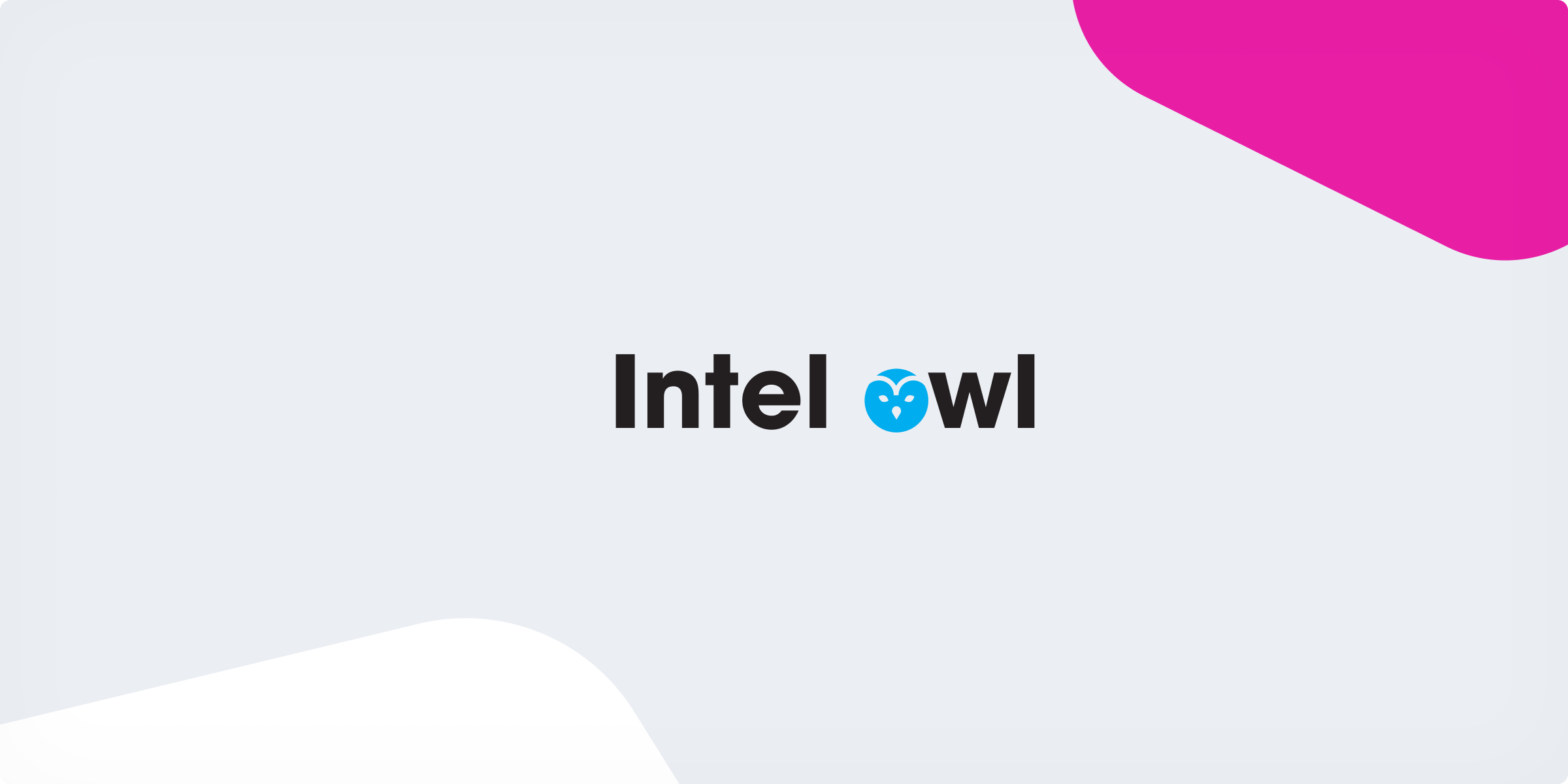 Announcing Our Sponsorship of Intel Owl