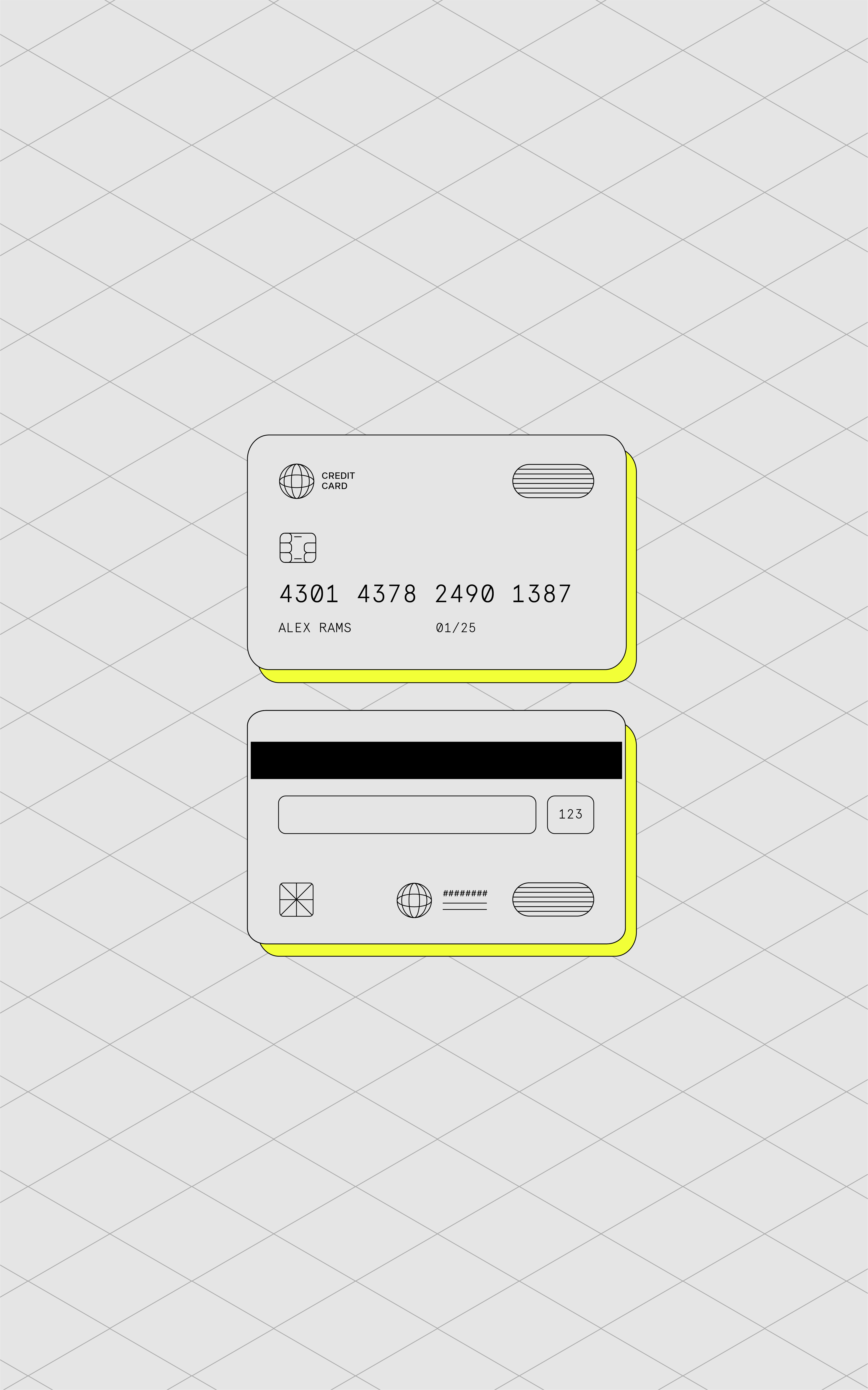 A Guide to Understanding the Numbers on Credit & Debit Cards