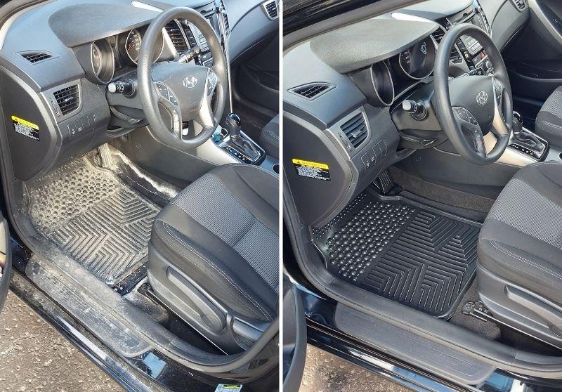 Interior car cleaning Hamilton