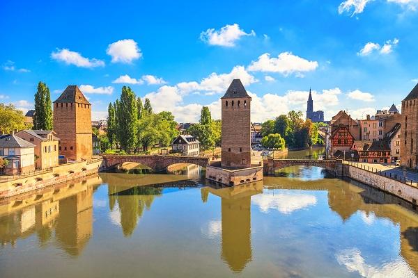 Ponts Couvert Strasbourg