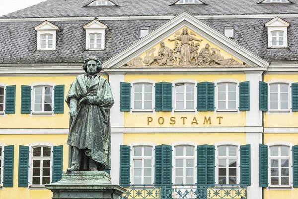 Beethoven Statue Bonn