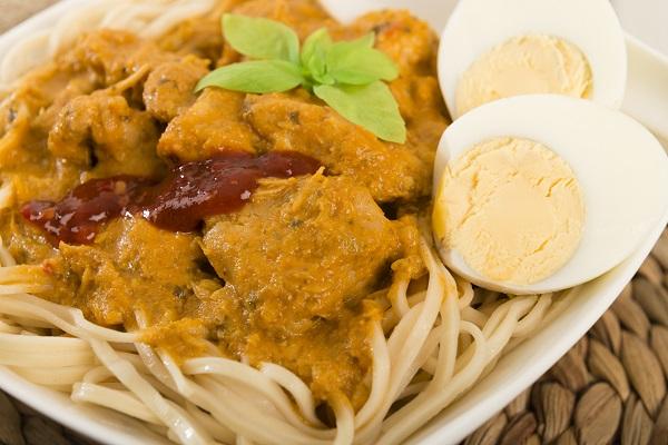 Myanmar Noodles