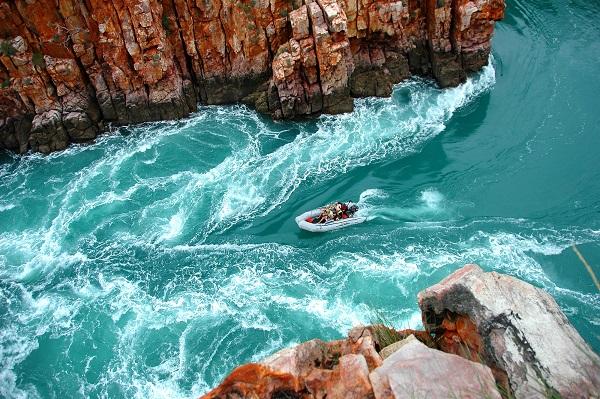 Horizontal Falls The Kimberley