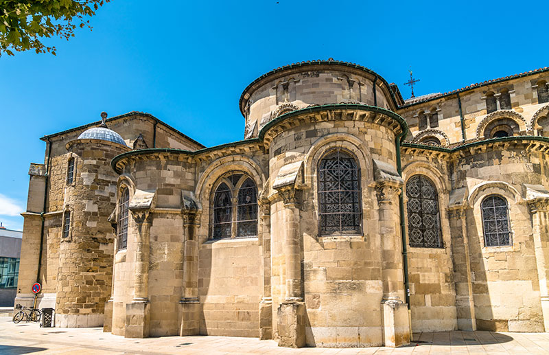 Cathedral of Saint-Apollinaire, Valence