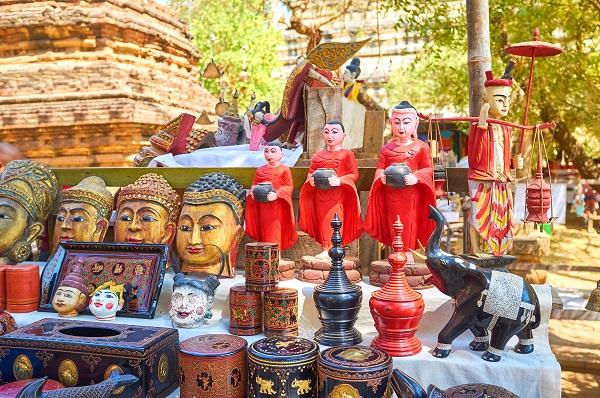 Bagan Markets