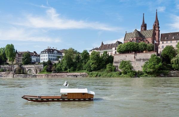 Fahri Boat In Basel