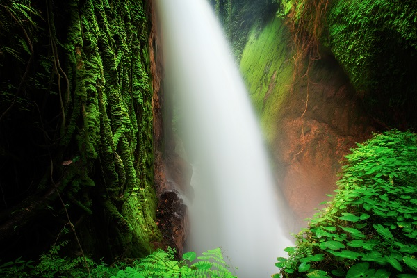 Waterfall Borneo