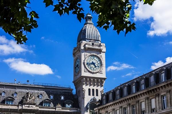 Lyon Train Station