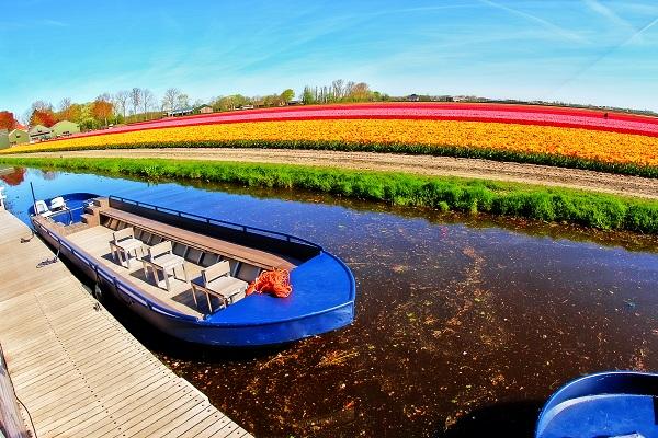 Keukenhof Whisper Boats