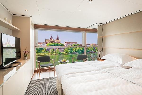 Emerald Waterways Balcony Suite