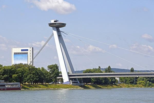 UFO Viewing Platform Bratislava