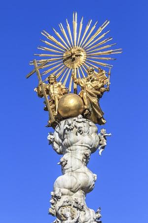 Linz Trinity Column
