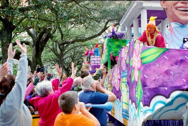 Mardi Gras Carnival