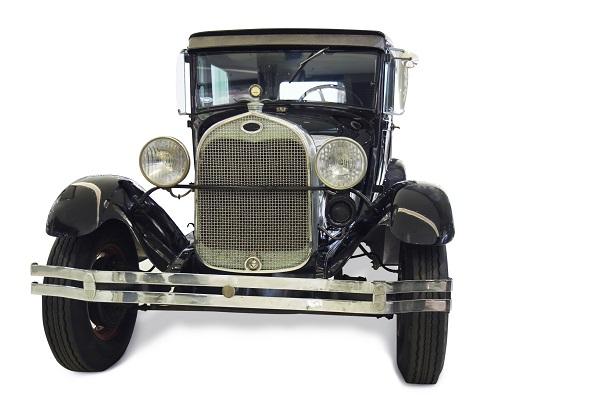1800s Car