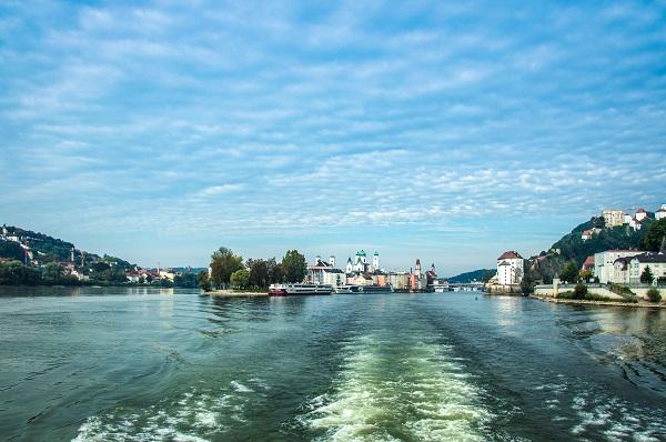Passau Confluence